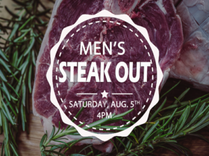 Men's Steak Out @ Grace Fellowship | Cabot | Arkansas | United States