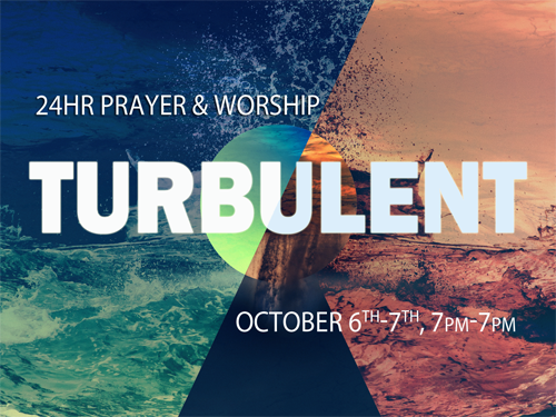 24hr Prayer & Worship