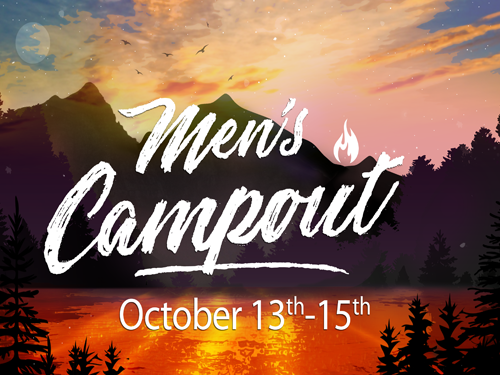 Men's Fall Campout