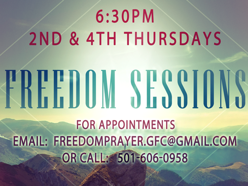 Freedom Sessions