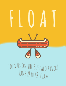 Float trip @ Buffalo River Float Service | Yellville | Arkansas | United States