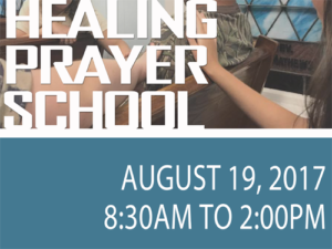 Healing Prayer School